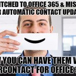 Evercontact for Office 365