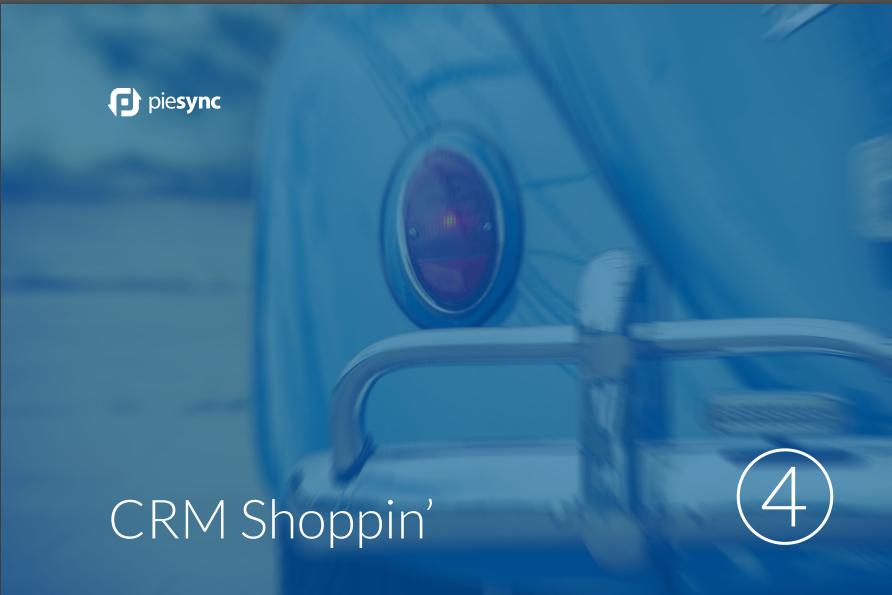 CRM Shopping