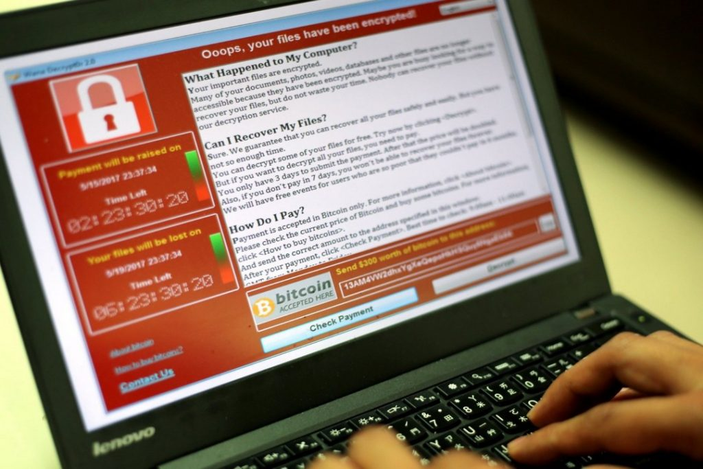 Protect your computer from ransomware